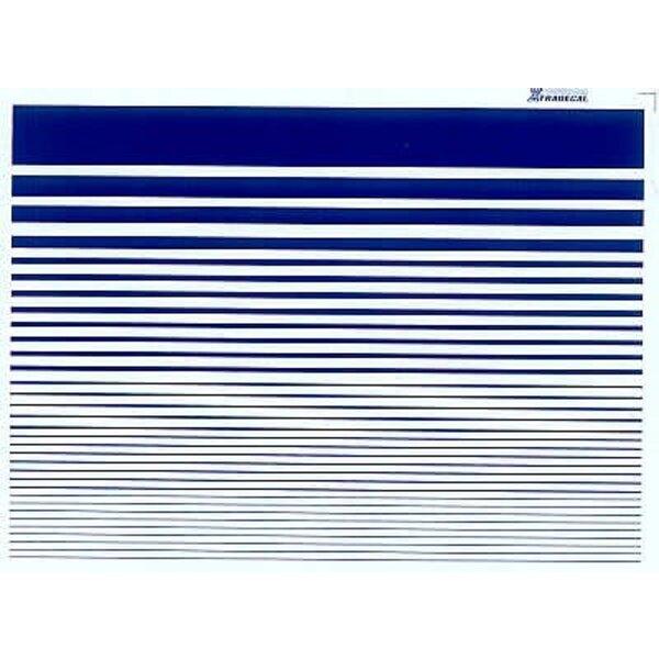 Stripes Roundel Blue