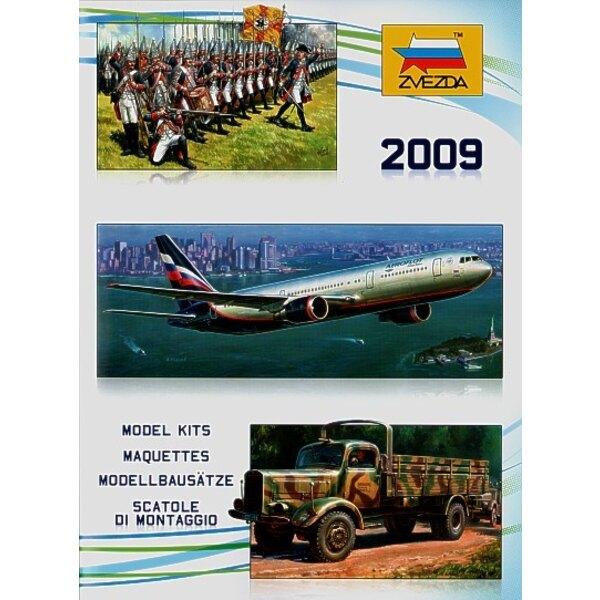 Zvezda Katalog 2009