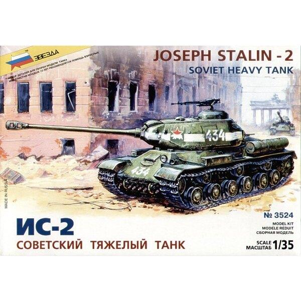 IS-2 sowjetischer Schwerer Panzer