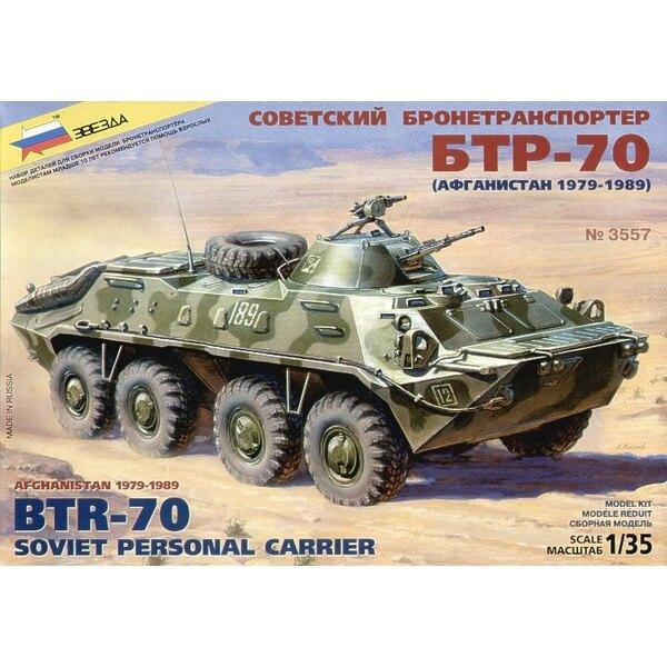 Sowjetischer BTR-70 Afghanistan 1979-89