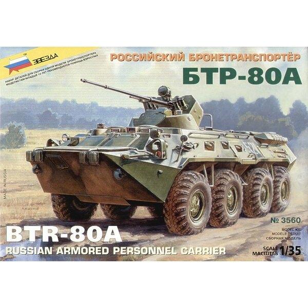 Sowjetischer BTR-80A Personalträger