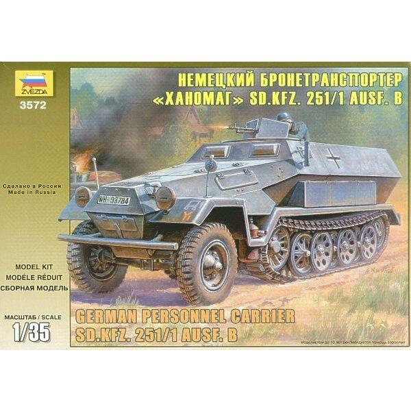 Sd.Kfz.251:1 Hanomag Ausf. B
