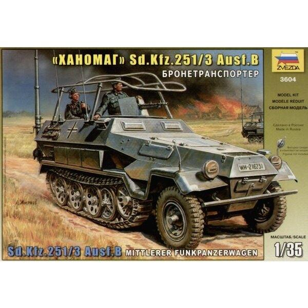 Sd. Kfz. 251:3 Ausf. B