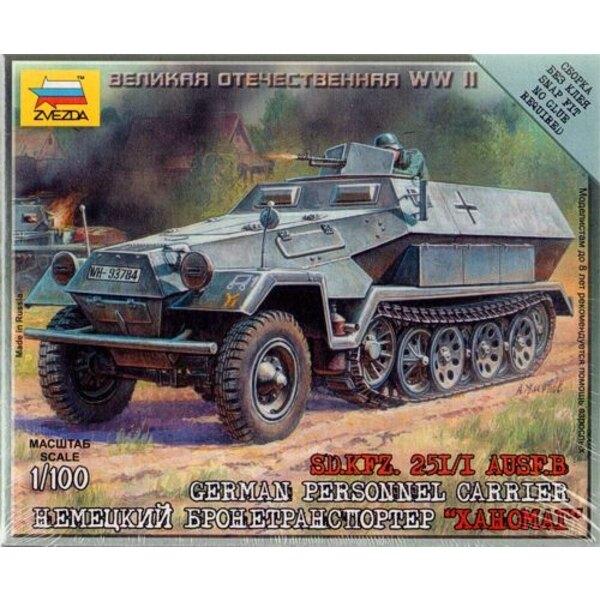 Sd.Kfz.251:1 Ausf. B