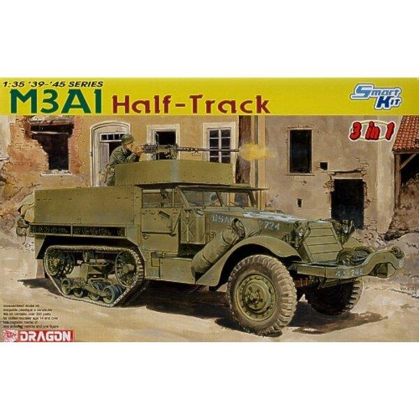 Halbketten M3A1 (3 in 1)