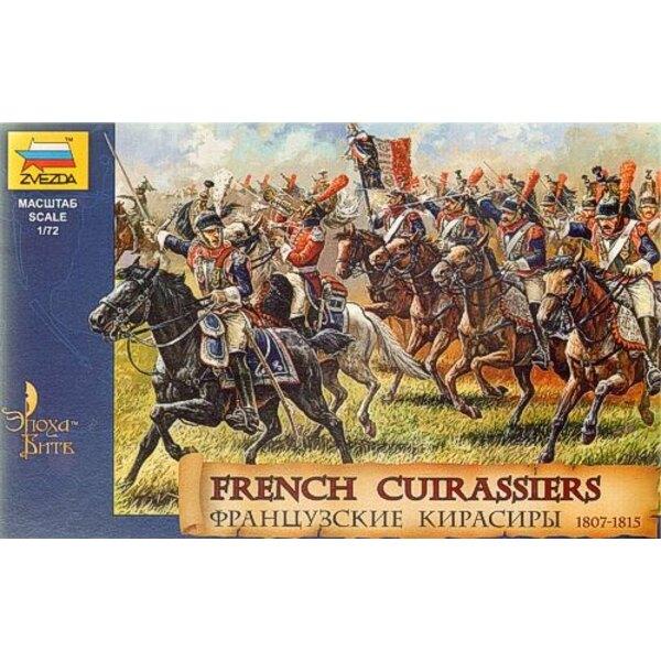 Französische Kürassiere 1812