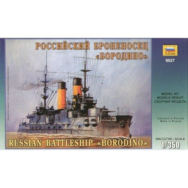 Russischer Kreuzer 'Borodino'