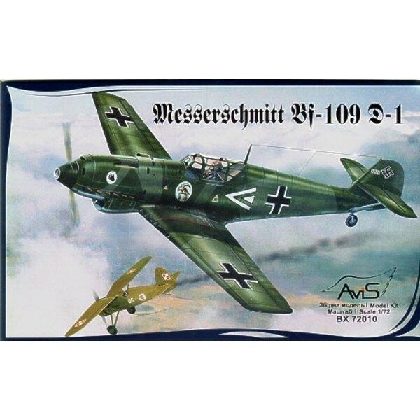 Messerschmitt Bf 109D-1 2WK-Deutscher-Jäger