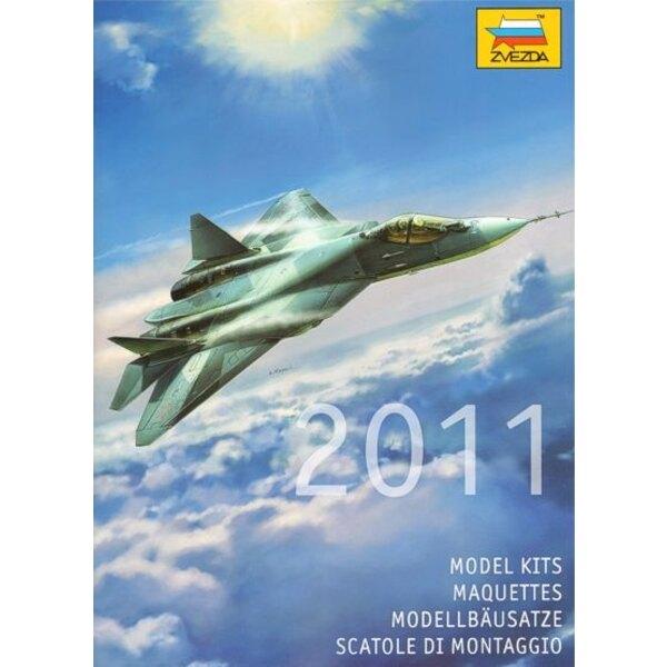 Zvezda 2011-Katalog