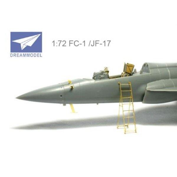 FC-1/JF-17 (für Bausätze von Trumpeter)