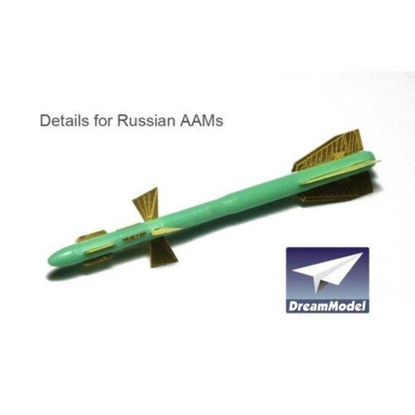 Details von russischem AAMs (für Hasegawa)