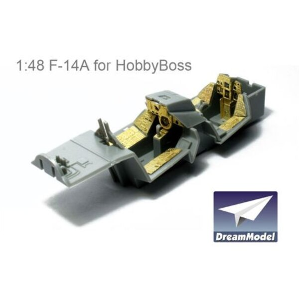 Grumman F-14A Tomcat (für Bausätze von Hobby Boss)