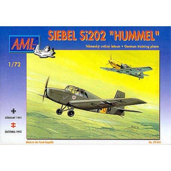 Siebel Si 202 Hummel