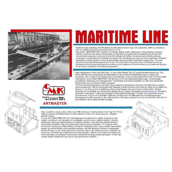 Dock-Auflageplatte 2 pcs