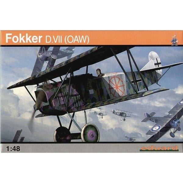 Fokker D.VII (O.A.W).