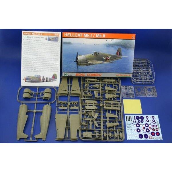 Grumman Hellcat Mk.II Doppelcombo