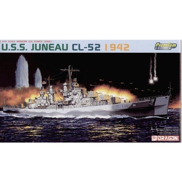 USS Juneau CL-52