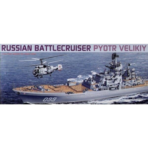 Russischer Battlecruiser