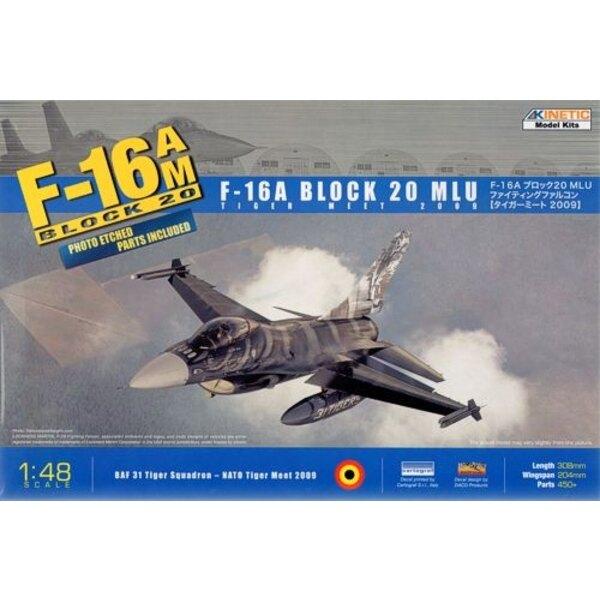 F-16A TIGET MEET 2009 (W/PE)
