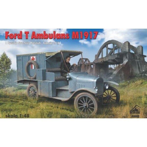 Ford T - Krankenwagen M.19 17