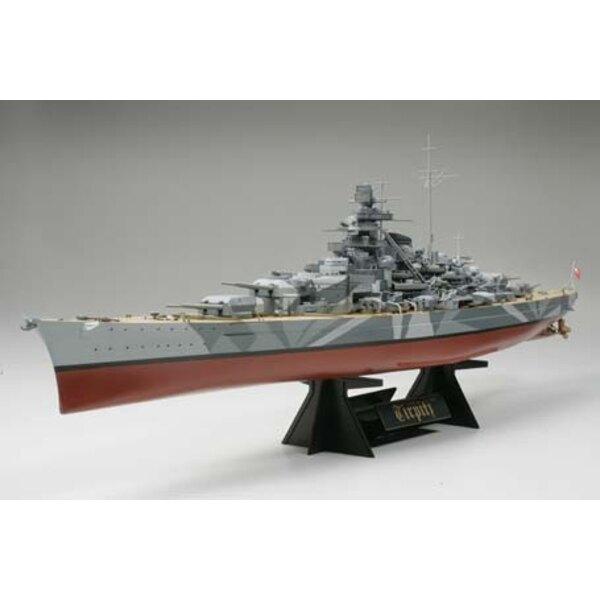Tirpitz-Deutscher-Schlachtschiff Das alleinige Schwester-Schiff des Bismarck der Tirpitz war eine fortwährende Sorge für den Roy