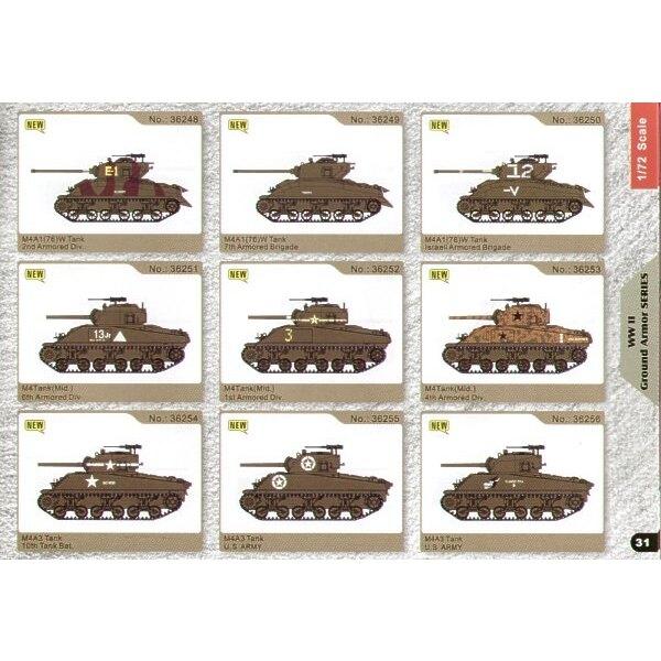 Sherman Israeli von M4A1 Gepanzerte Brigade