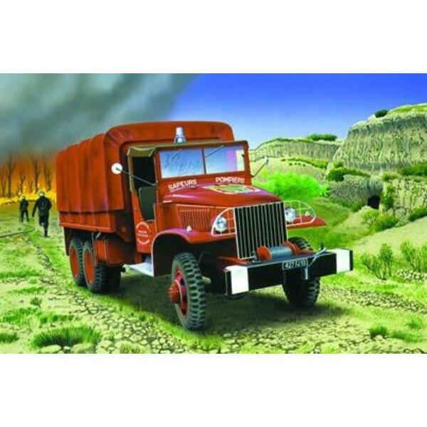 GMC Feuerwehr 1:35