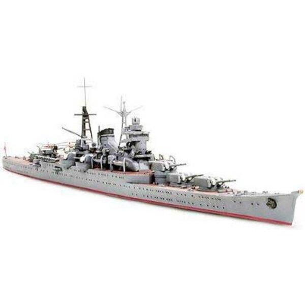 heavy cruiser suzaya 1:700