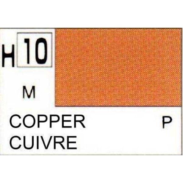 H010 Kupfer Metalic