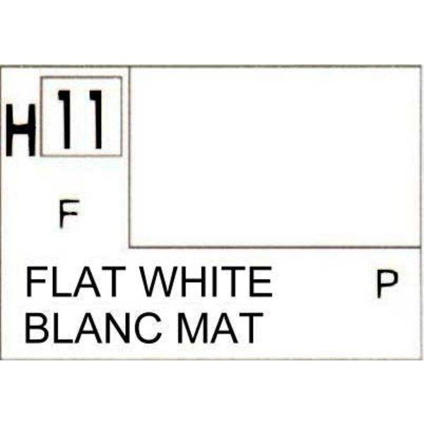 H011 Weiß matt