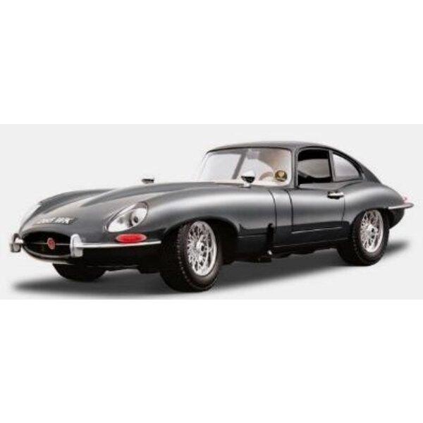 Jaguar E coupe 1961 1:18