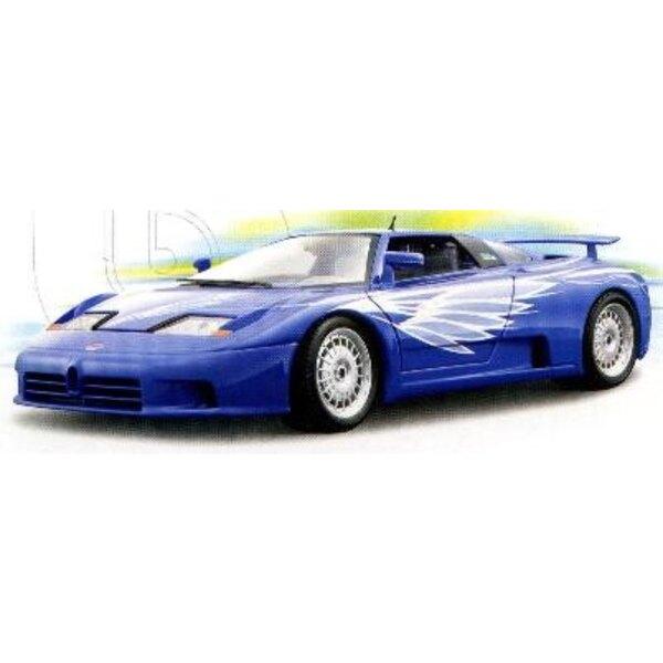 Bugatti eb 110 Kit 1:24
