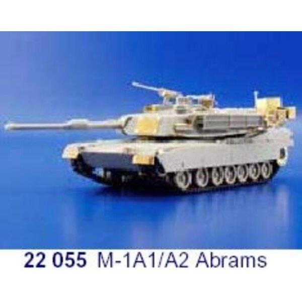 M1A1/a2 Abrams (für Bausätze von Dragon)