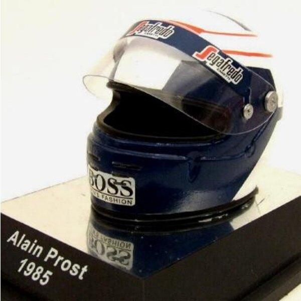 Helm von Alain Prost 1985 1:6