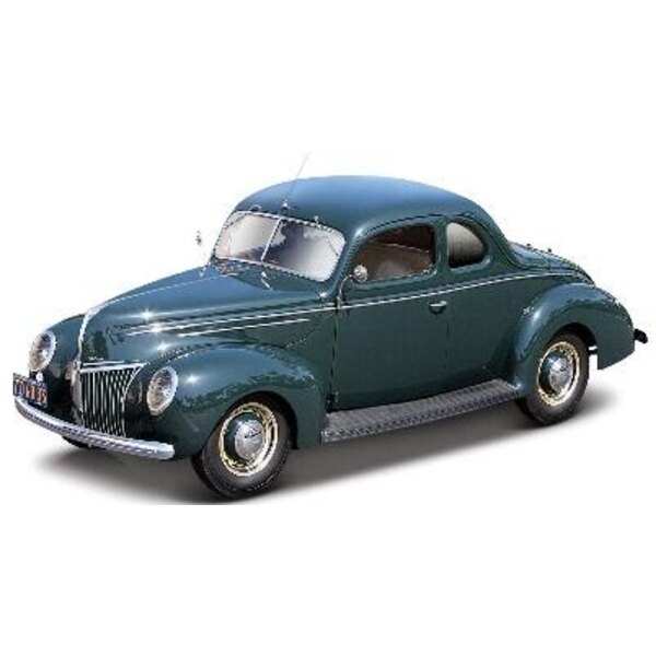 Ford deluxe coupe 1:18