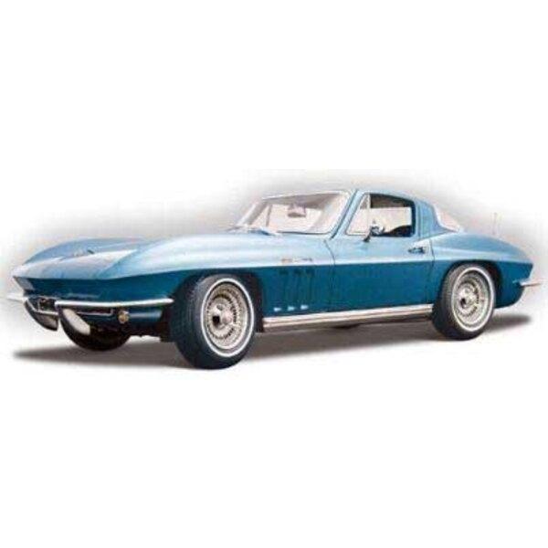 Chevrolet corvette 1965 65 1:18