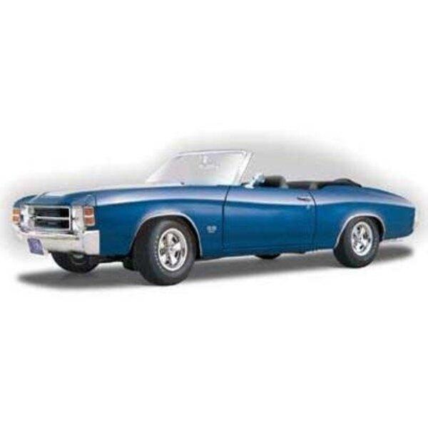 Chevrolet chevel.71 Cabrio 1971 1:18