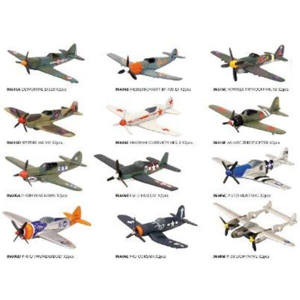 militärische Flugzeuge x24 12mod Premierminister
