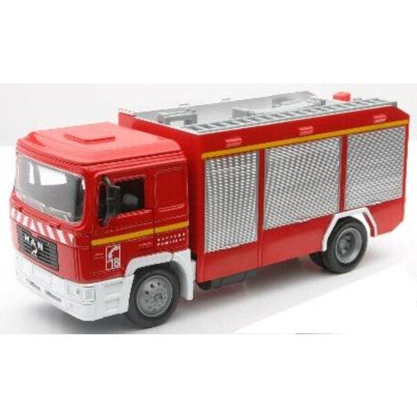 Lastwagen Feuerwehr man 1esecou 1:43