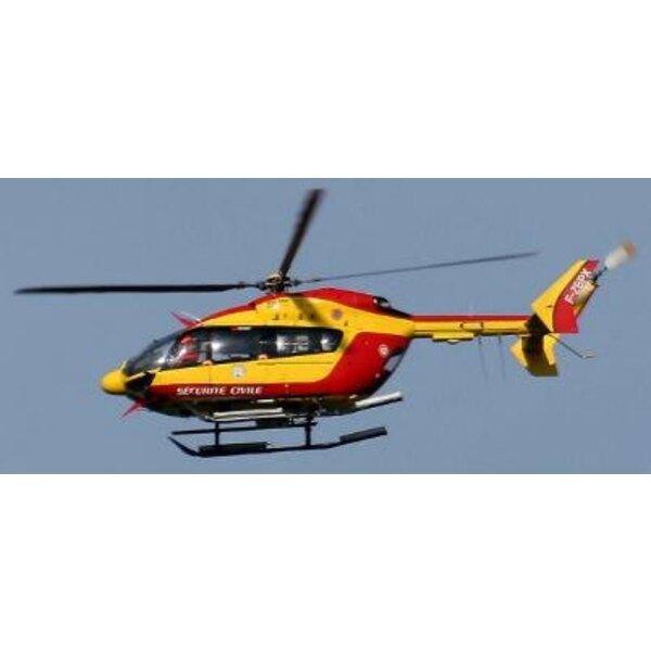 Hubschrauber securite civile 1:43
