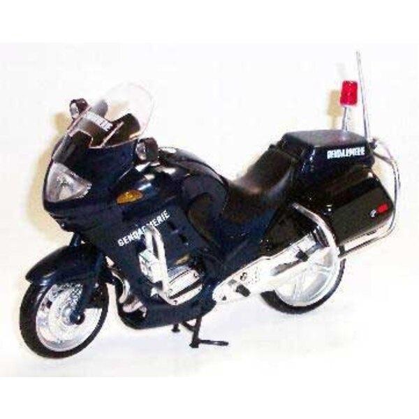 moto BMW französische Gendarmerie 1:12