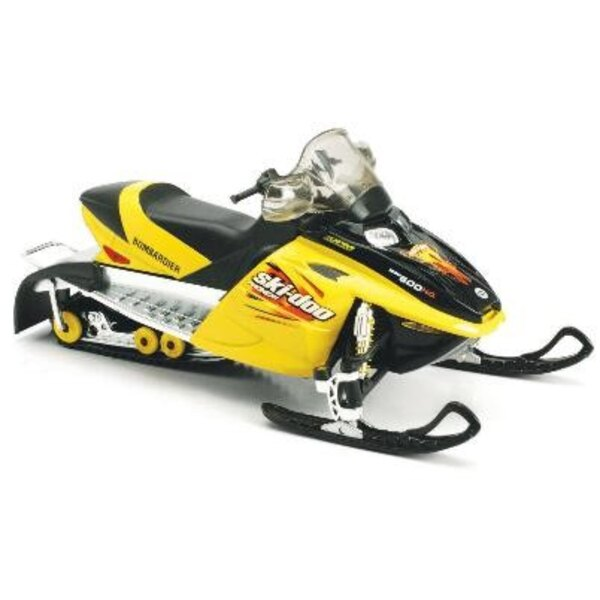 snowmobile mxz rotax 600 1:12