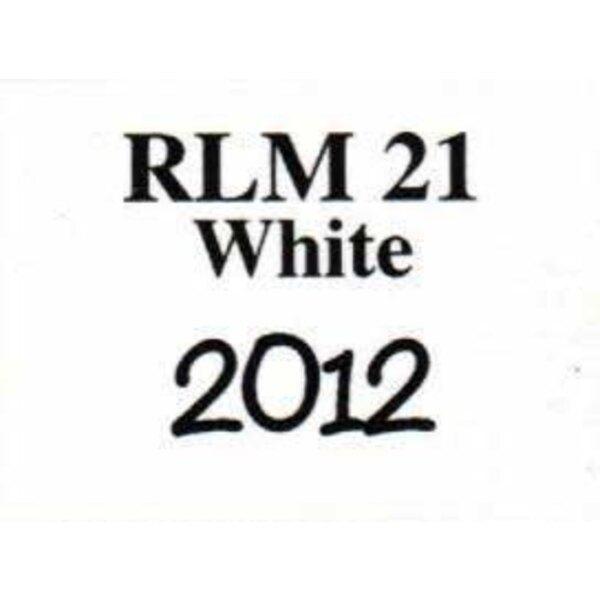 weiß RLM 21 17ml