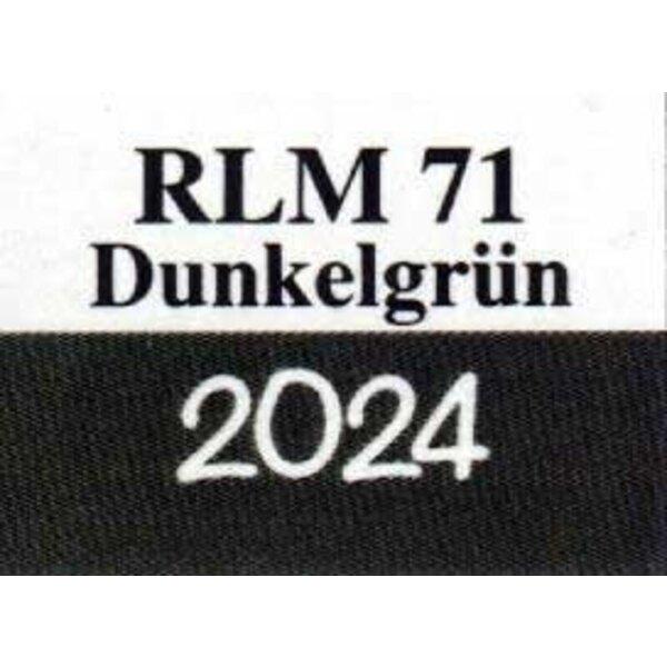 Dunkelgrün 71 RLM 17ml