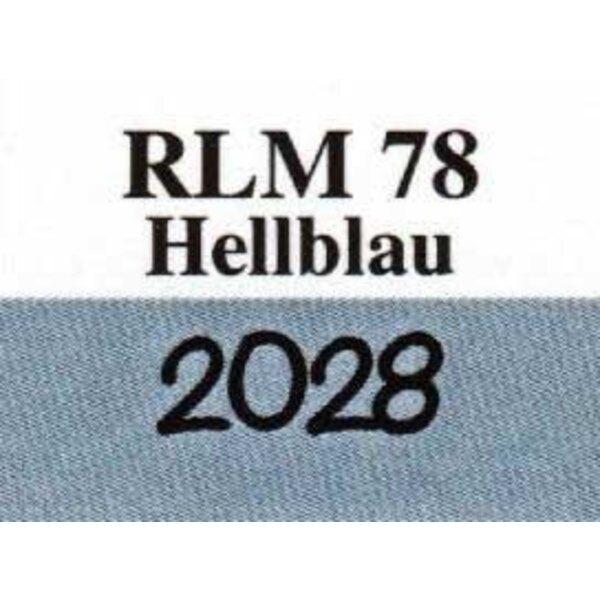 Azurblau RLM 78 17ml