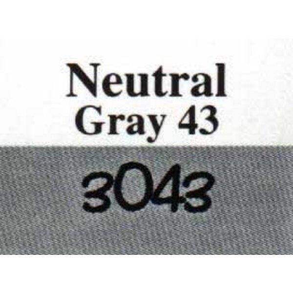 Neutral grau 43 US 17ml