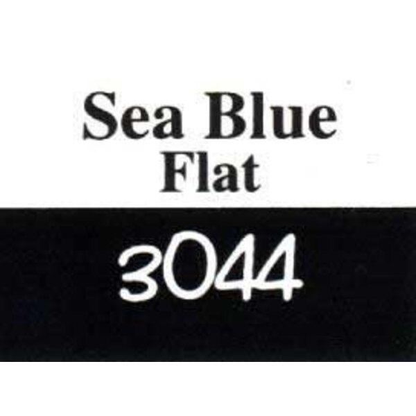 Meer blau flach US 17ml