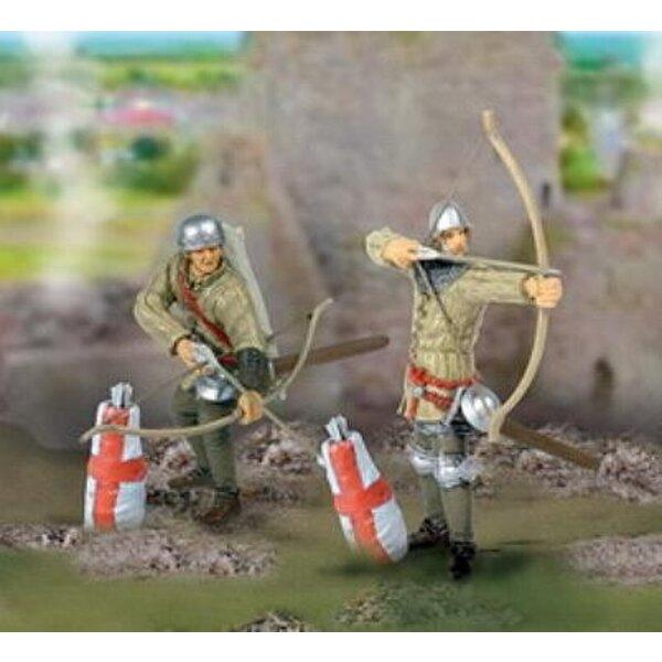 Krieger Hundert Jahr Krieg 1:32