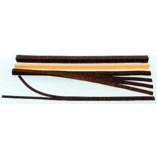 schwarze Korkbänder 3.6 M n