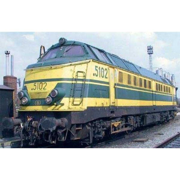 loco cla.5102 dc dig.son t258